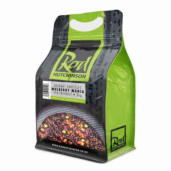 Rod Hutchinson Mulberry Mania Particle Mix