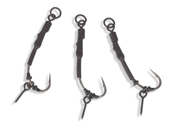 Anaconda Piercer Ronnie Rig Curve Shank Micro Barb 4