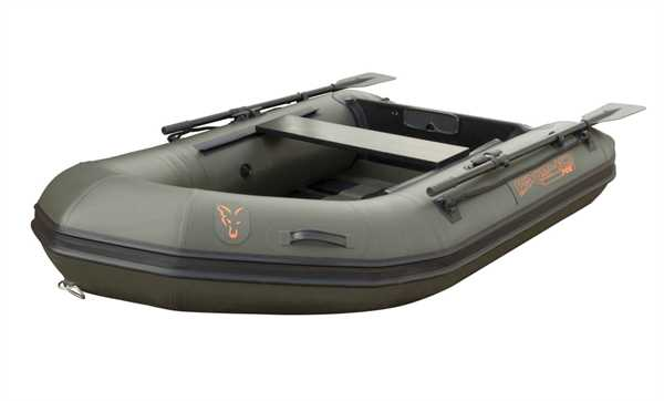 Fox FX 240 Inflatable Boat inc Slat Board Floor