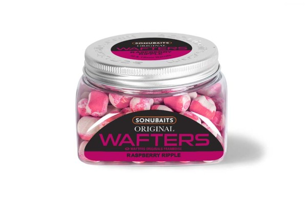 Sonubaits Barrel Wafters Raspberry Ripple