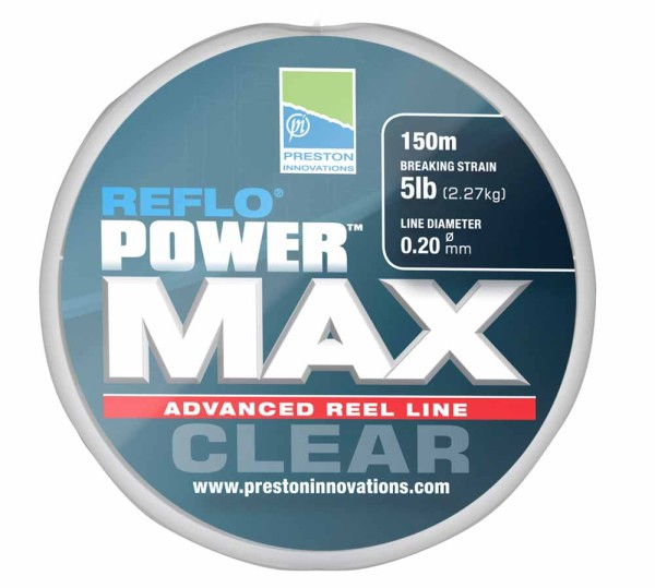 Preston Reflo Power Max Clear
