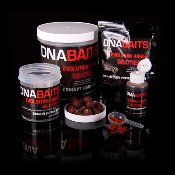DNA Baits Evo Hookbait Kit Secret 7 15mm