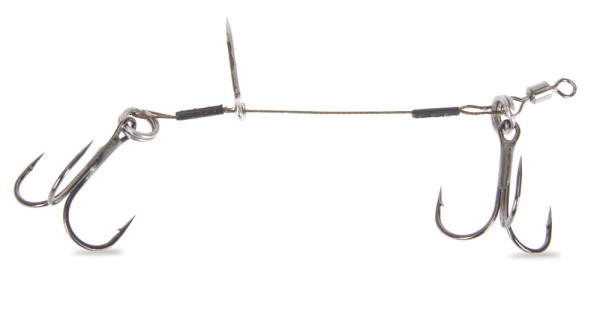 "Iron Claw Slab Shad Rig System ""heavy"""