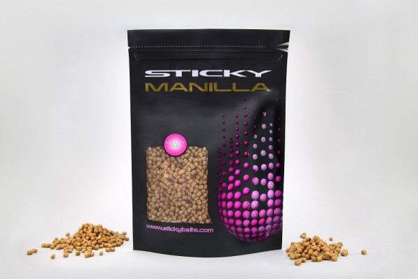 Sticky Baits Manilla Pellets 6mm 2,5kg
