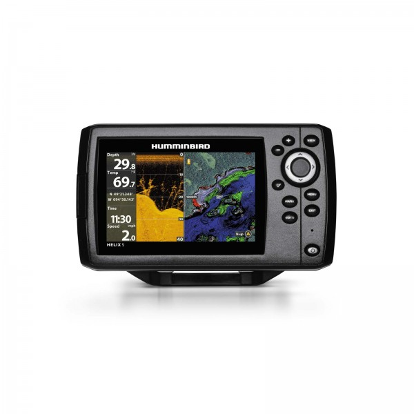 Humminbird Helix 5 CHIRP DI GPS G2 Portable Plus