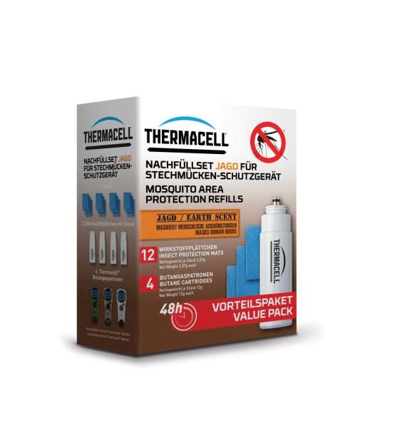 Thermacell Nachfüllpack JAGD 48h E-4 (D/A)