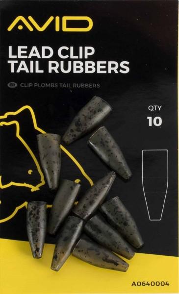Avid Carp Outline Lead Clip Tailrubbers