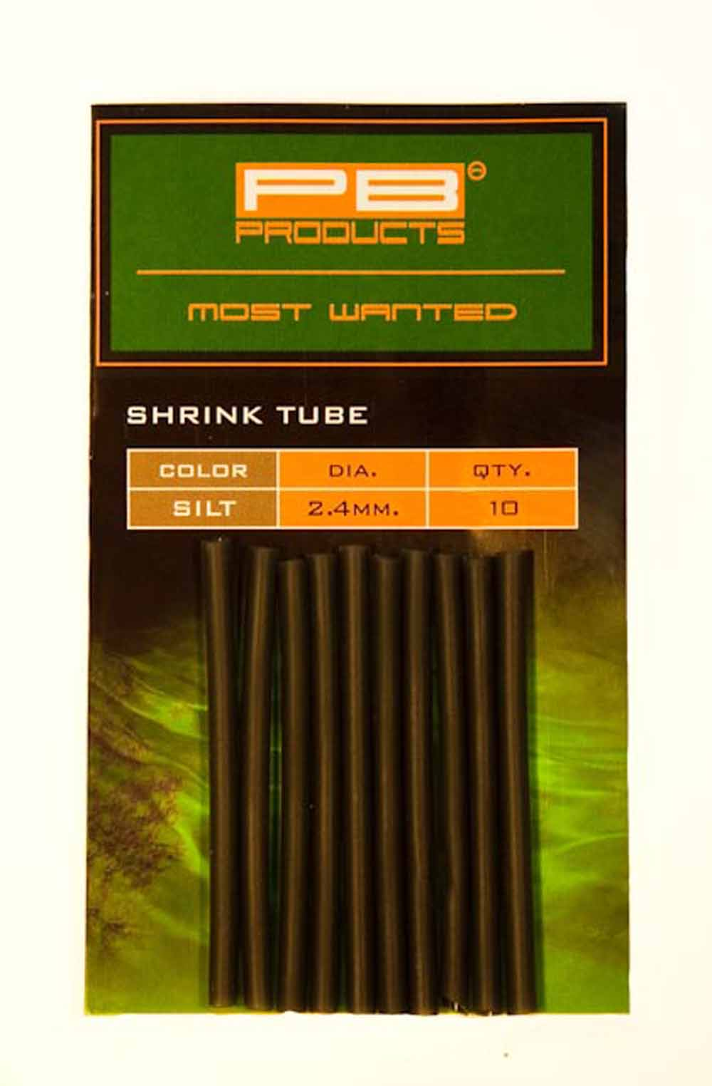 Avid Carp Outline Shrink Tube 1,6mm Schrumpfschlauch