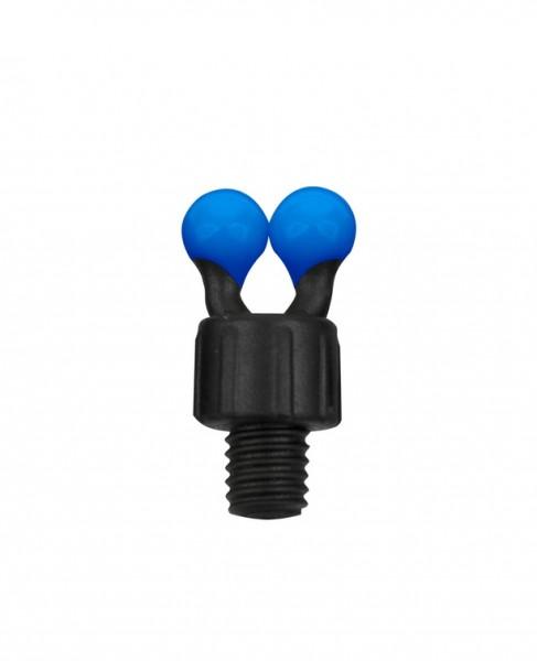 Fox Black Label Coloured Ball Clip - Blue