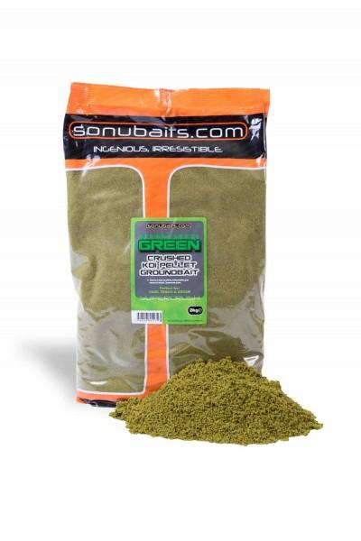 Sonubaits Supercrush Green (2kg)