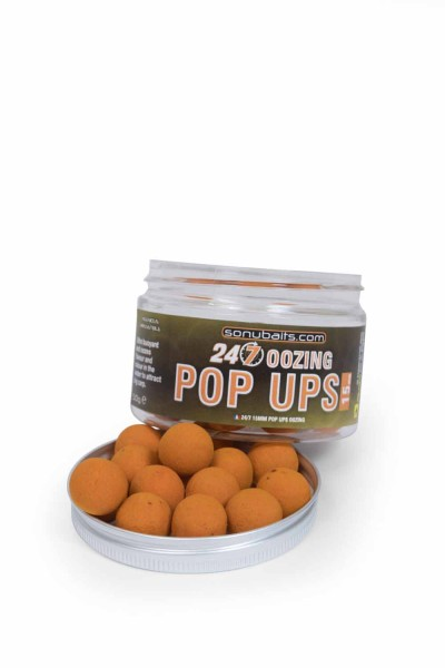 Sonubaits 24-7 15mm Oozing Pop Ups