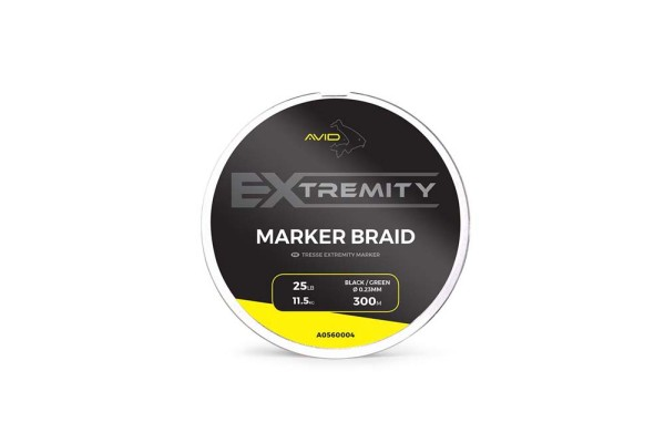 Avid Carp Extremity Marker Braid 25lb 300m