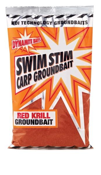 Dynamite Baits Swim Stim Red Krill Groundbait 900g