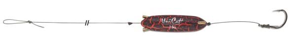 Uni Cat Power Rattle & S-Hook Rig Gr.8/0 105kg