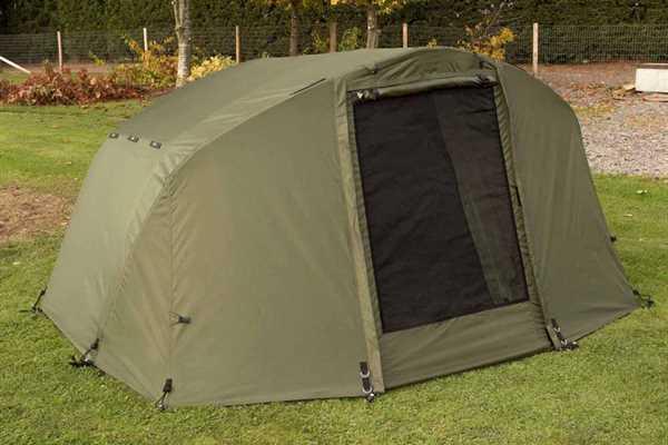 Avid Carp Base Camper Bivvy Overwrap