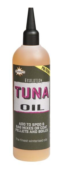 Dynamite Baits Evolution Oil 300ml Tuna