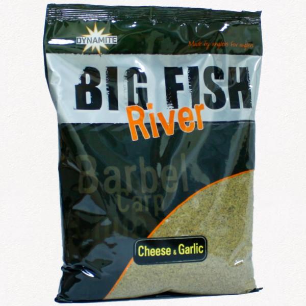 Dynamite Baits B.F.R. Groundbait 1,8kg Cheese Garlic