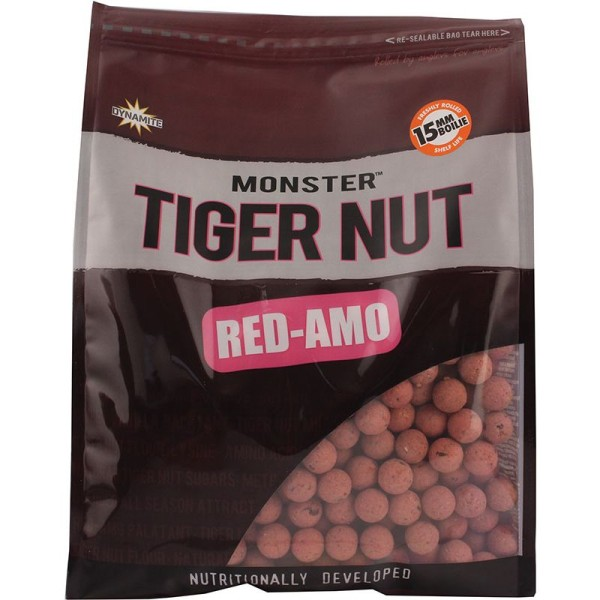 Dynamite Baits Monster Tigernut Red-Amo 1kg 12mm