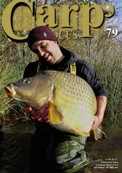 Carp in Focus Zeitschrift Ausgabe 79