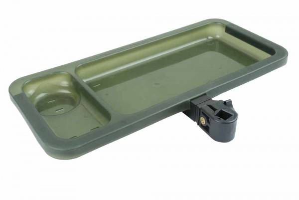 Korum Chair Accessory - Side Tray (Green)