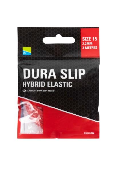 Preston Dura Slip Hybrid Elastic - Size 15