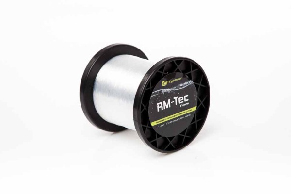 RidgeMonkey RM-TEC Fluoro Clear 1000m 15lb
