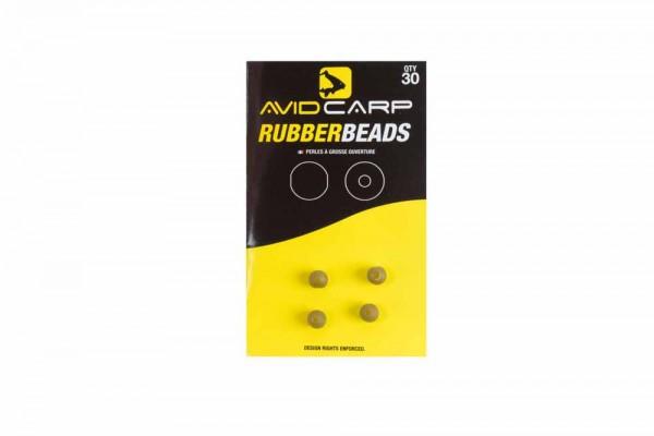 Avid Carp Rubber Beads