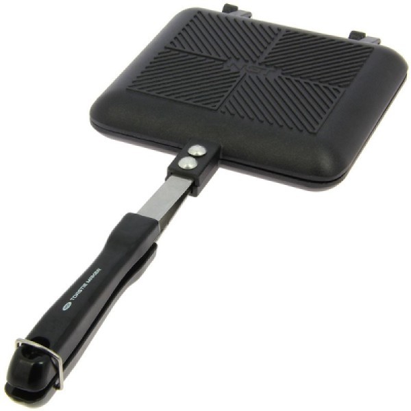 NGT Toastie Maker Black STD