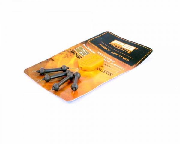 PB Products DT X-Small Heli-Chod Rubber + Beads