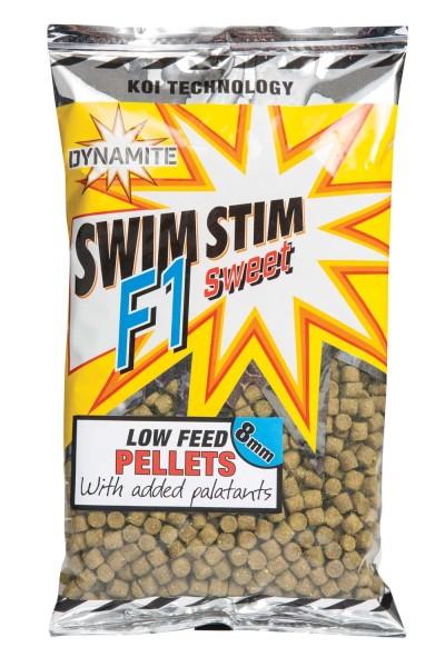 Dynamite Baits Swim Stim F1 Pellets 8mm 900g