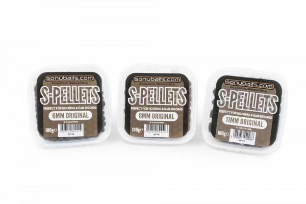 Sonubaits Original S-Pellets