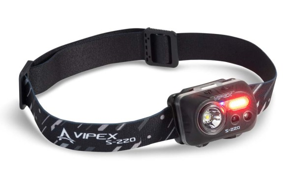 Anaconda Vipex S-220 Kopflampe m. Sensor