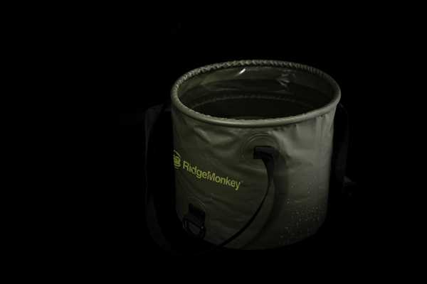 RidgeMonkey Collapsible Water Bucket MK2 15l