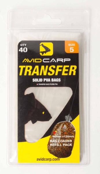Avid Carp Transfer Solid PVA Bags