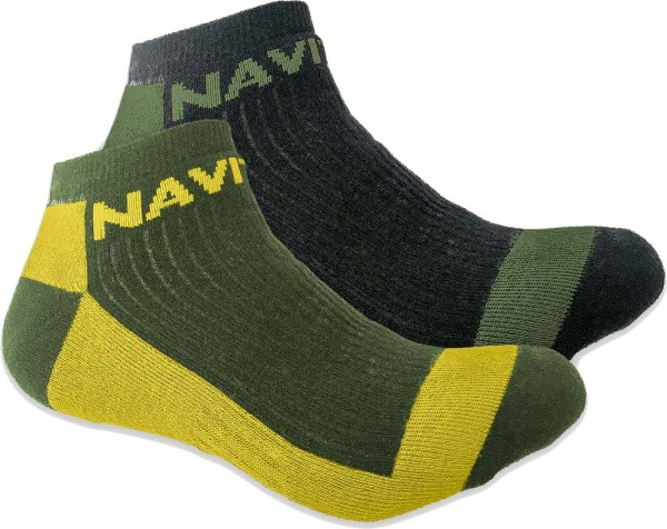 Navitas NTXA4943 CM Ankle Sock Twin Pack