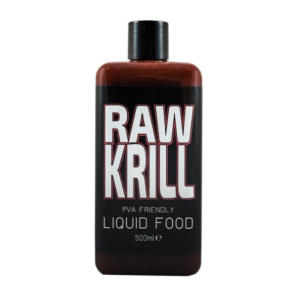 Munch Baits Raw Krill 500ml
