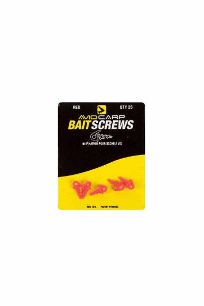 Avid Carp Bait Screws