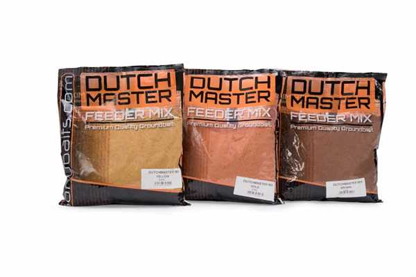 Sonubaits Dutch Master Feeder Mix Yellow (2kg)
