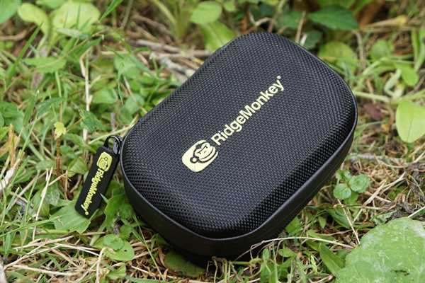 RidgeMonkey Head Torch Hardcase