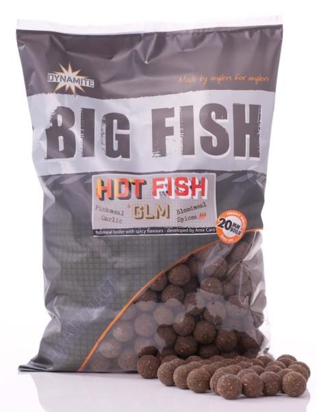 Dynamite Baits Hot Fish & GLM 1,8kg 20mm