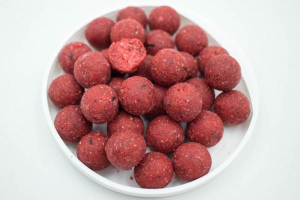 AngelHAACK Budget Range Strawberry Boilie 20mm 10kg