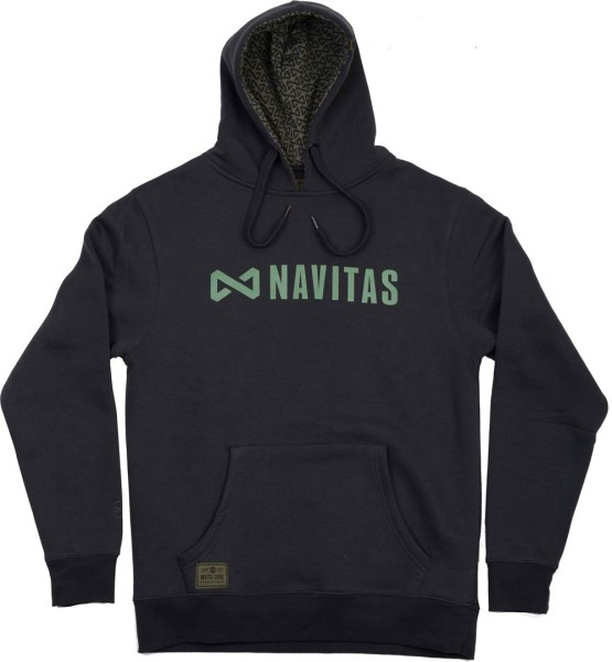 Navitas NTTH4623 CORE Hoody black Gr. 2XL