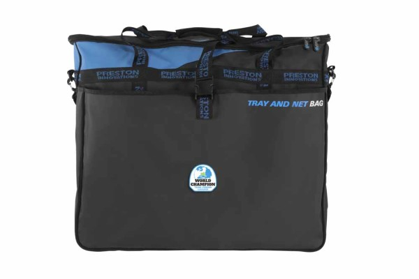 Preston World Champion Tray And Net Bag