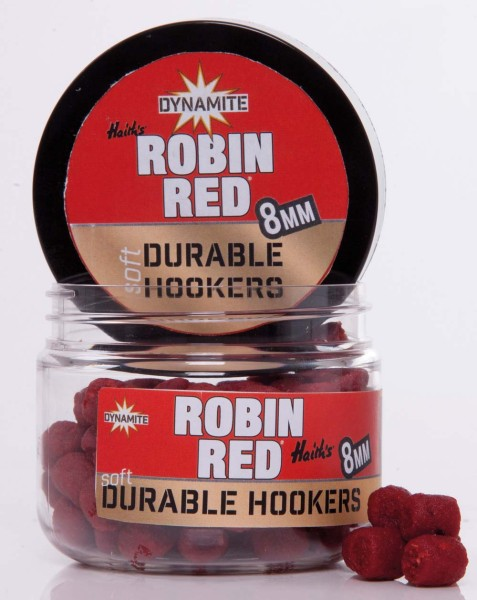 Dynamite Baits Durable Hookpellet 8mm Robin Red