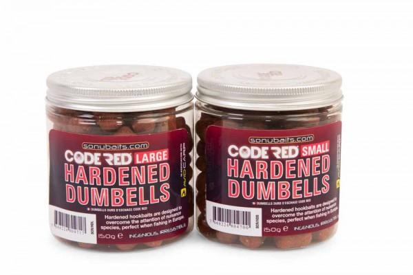 Sonubaits Code Red Hardened Dumbells