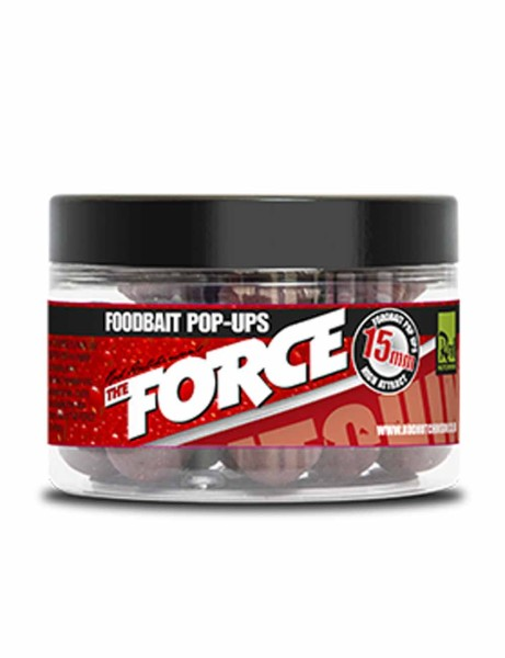 Rod Hutchinson The Force Food Bait Pop Ups 15mm