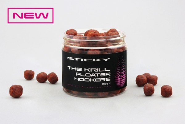 Sticky Baits Krill Floater Hookers