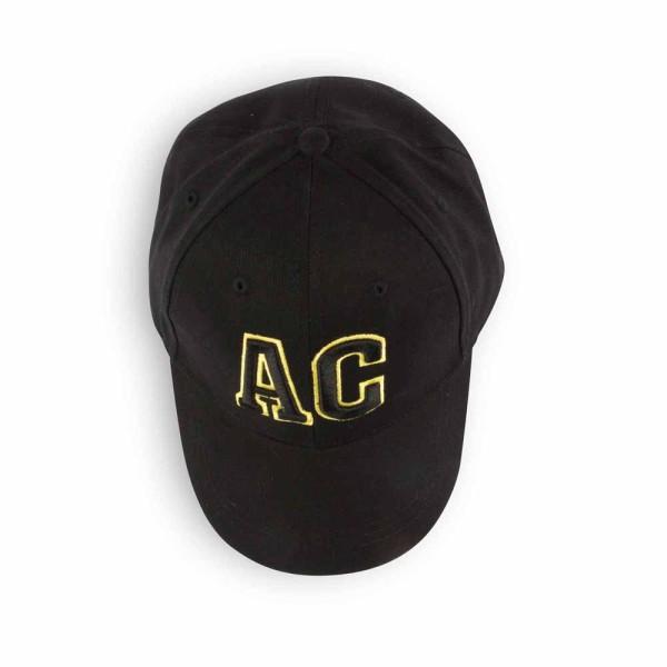 Avid Carp Black Cap With Avid Carp Front Logo