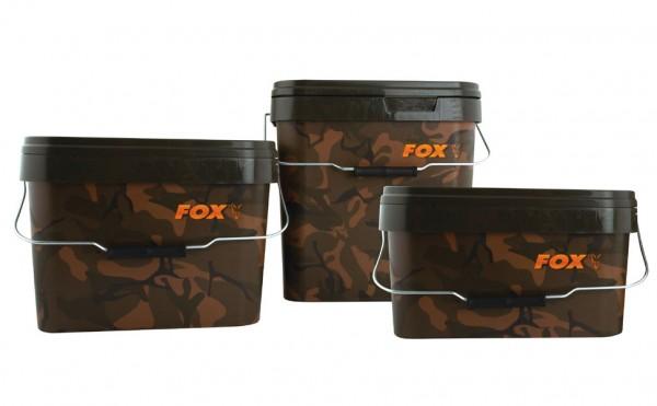 Fox Camo Square Bucket 10L