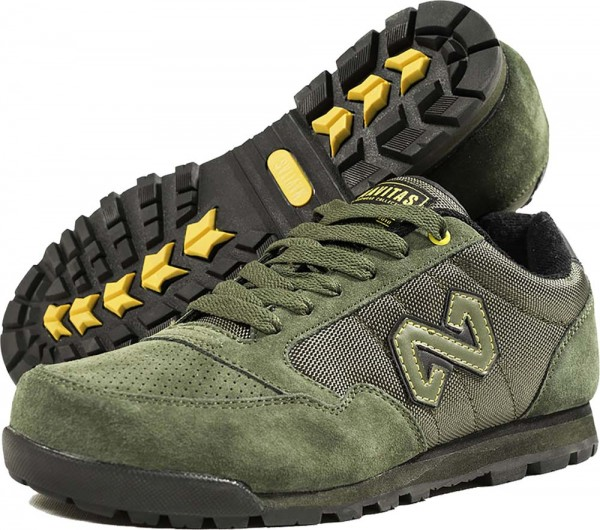 Navitas NTXA4907 Trainers Green Gr. 41
